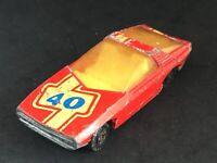 vintage Matchbox toy Car - Superfast no.40 Vauxhall Guildsman 1971 #40