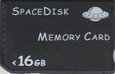 16GB SpaceDisk Memory card for PSP Console, Cybershot camera, cheap flash stick