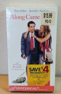 Along Came Polly (VHS, 2004) Brand New Sealed NOS