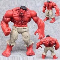 Avenger Super Hero The Red Hulk Action Figure Thaddeus E.Ross Comic Book Toy