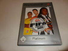 PlayStation 2  PS 2  FIFA Football 2003 (Platinum) (2)