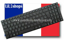 Claviers clavier complet ASUS AZERTY pour ordinateur portable