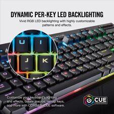 CORSAIR K68 RGB RAPIDFIRE Mechanical Gaming Keyboard - Cherry MX Speed Switches