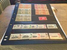 Tristan Da Cunha Mint Stamps Lot