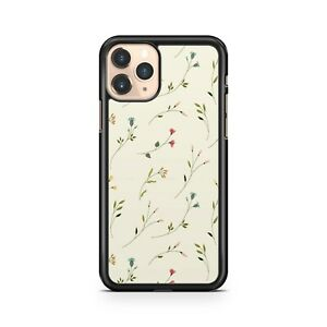 Elegant Luscious Pretty Colourful Flowers Pattern Floral Fine Phone Case Cover