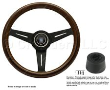 Nardi Classic 330mm Steering Wheel + Hub for Fiat 124 5061.33.2000 + .1407