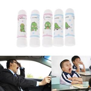 2Pcs Nasal Inhaler Mint Cream Original Nasal Essential Oils Cool Refresh^lk