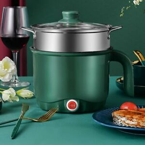 Cookware Hot Pot Electric Cooker Soup Steamer Electric Heating Pan Rice Cooker