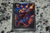 MARVEL MASTERPIECES 1994 POWERBLAST CARD #3 CABLE