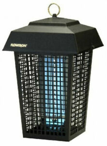 Electronic Bug Zapper Killer Insect Fly Mosquito Electric Outdoor Cover 1 Acre