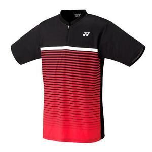 YONEX - Men's Shirt 10220 schwarz OUTLET SALE