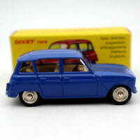 Atlas 1:43 Dinky Toys 518 Renault 4L Diecast Models Car Collection