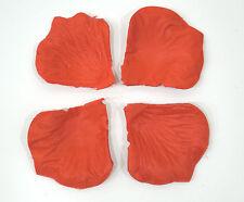 100 - 500 Petal de Rose Couleur Rouge, Decoration de Table, Mariage, Fete
