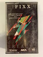 The Fixx React (Cassette)