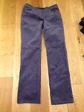 Boden Women's Velvet Straight Leg Trousers