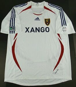 Vintage 2007 Adidas Formotion Player Issue Real Salt Lake Soccer Jersey Size XL