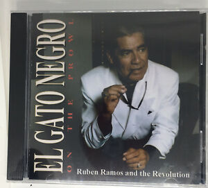 Ruben Ramos - El Gato Negro CD