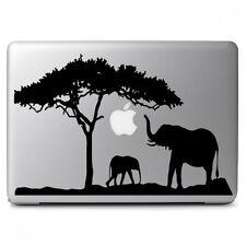 "African Safari Elephant for Apple Macbook Air Pro 13 15 17"" Laptop Decal Sticker"