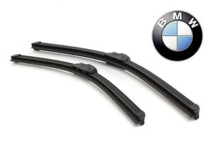 BMW E46 323 325 328 M3 318 1998-2006 Front Windshield Wiper Blade right & left