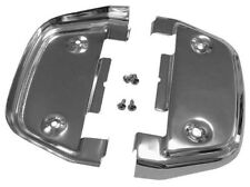 Biker's Choice Under Covers for Passenger Floorboards Chrome #72979
