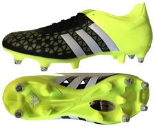 adidas B32837 ACE 15.3 SG in schwarz/gelb Gr. UK 8 = 42 = US 8,5