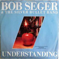 VINILE LP 45 GIRI BOB SEGER THE SILVER BULLET BAND UNDERSTUNDING 12CL350 UK 1984