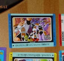 DRAGON BALL Z DBZ AMADA PP PART 10 CARD CARTE 412 MADE IN JAPAN NM <= PHOENIX