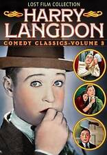Harry Langdon Comedy Classics, Volume 3, , New DVD, Harry Langdon,
