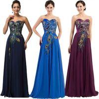 Ballkleid Abendkleid Kleid Brautjungfern Abiball Verlobung Party S - 4XL BC511