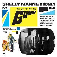 Shelly Manne, Shelly Manne & His Men - Play Peter Gunn [New Vinyl] Bonus Tracks,