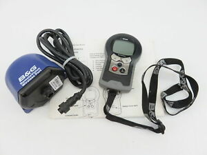 B&G RemoteVision BGH120000 Wireless Port and Handheld Remote Pilot Controller
