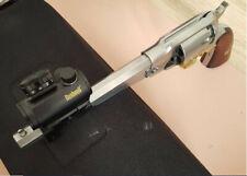 """Adaptateur simple rail Picatinny haut remington 1858 8"""" poudre noire"""