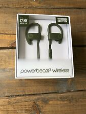 Beats by Dr. Dre Powerbeats3 Wireless Headset Neighborhood Collection Brick Red