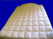 Sommer Daunen Decken 135 x 200 cm. Kassettendecken. Verschiedene Varianten