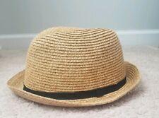 Mens H&M Straw Hat Size M