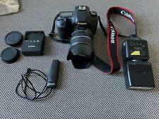 Canon EOS 7D 18.0MP Digital SLR Camera - Black (Kit w/ EF-S IS USM 17-85mm Lens)