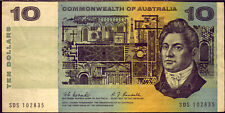 $10 NOTE : COOMBS and RANDALL :CRISP and gVF  NO  RESERVE !!