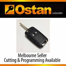 Complete Key & Remote to suit HOLDEN BARINA (HATCH), 2012+ (GENUINE)