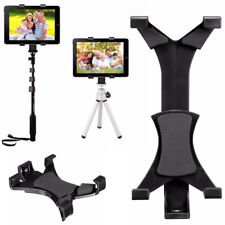 Tripod Mount Holder Bracket 1/4'' Thread Adapter For 7''~10.1'' iPad Mini Tablet