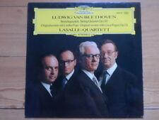 LaSalle Quartett-Beethoven-String Quartet op.130-Original version great fugue...