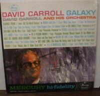 David Carroli Galaxy David Carroll vinyl MG20690  012018LLE