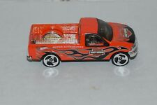 """HOT WHEELS HARD TO FIND """"HARLEY DAVIDSON"""" 1997 FORD F-150 PICKUP TRUCK REPLICA"""