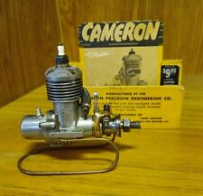 MODEL AIRPLANE ENGINE CAMERON 19 IGNITION CONVERSION