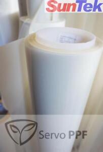 "30"" Suntek PPF-Ultra Bulk Satin Matte Clear Bra Film (Price Per Foot)"