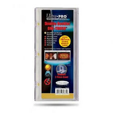 1 Ultra Pro Double Booklet One Touch Holds 187mm with Stand UV Protect New