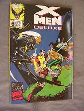 X-MEN DELUXE #  6 - DOVE CAMMINA X-ECUTORE - MARVEL COMICS - OTTIMO