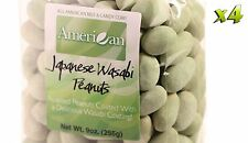 36oz Gourmet Style Bags of Delicious Japanese Wasabi Peanuts [2 1/4 lbs.]