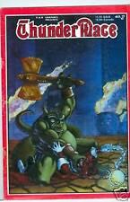 Thunder Mace #2 December 1986 VG-