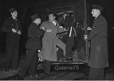 """HENRI VIDAL DANS """"SERIE NOIRE"""" DE PIERRE FOUCAUD 1955"""