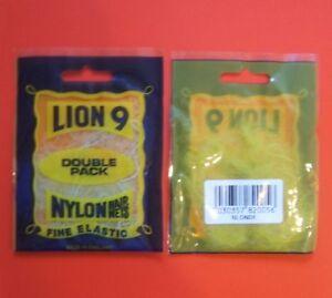 10 x Hair  Nets Ballet / Dance (5 x 2 pack) All Shades, Lion Brand